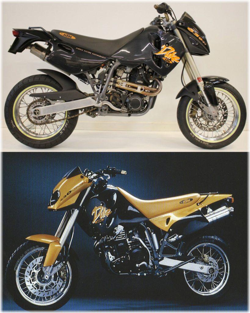 KTM 690 SMC-R 2019 GADE SUPERMOTARD MOTORCYKEL