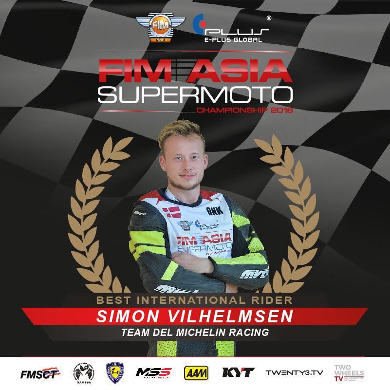 Simon #64 Vilhelmsen